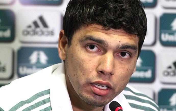 Felipe Garcia Coletiva Fluminense (Foto: Fernando Cazaes / Photocamera)