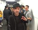 """A caminho de Vegas, Ribéry lamenta derrota dos Warriors: """"Torcia por Klay"""""""