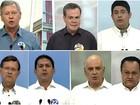 Candidatos à Prefeitura de Manaus participam de debate na TV