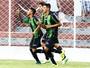 América-MG derrota time haitiano  e garante classificação na Copa SP