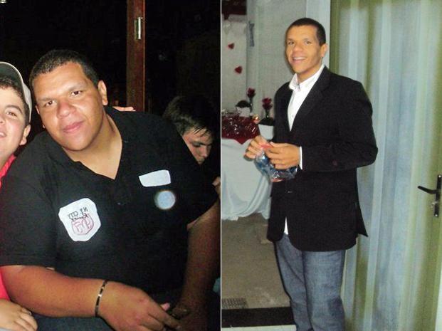 Rafael perdeu 72 kg e começou a viver um estilo de vida mais saudável (Foto: Arquivo pessoal)
