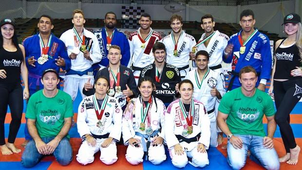 mundial abu dhabi jiu jitsu (Foto: Divulgação/Pro Sports)