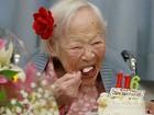 Mulher mais velha do mundo completa 116 anos no Japão