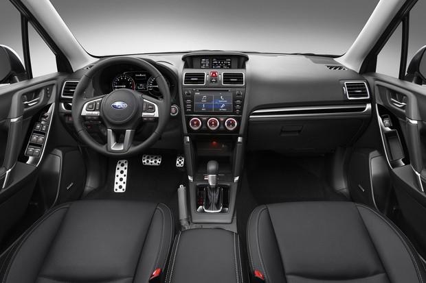 Subaru Forester 2018 (Foto: Divulgação)