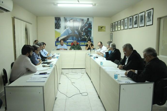 TJD-PI - Julgamento Caso Rogério (Foto: Wenner Tito )