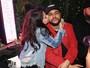 Selena Gomez dá beijo em The Weeknd em festa na França
