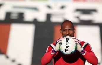 Neneca renova contrato com Botafogo-SP até novembro de 2017
