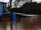 RS oficializa situação de emergência em 124 municípios devido à chuva
