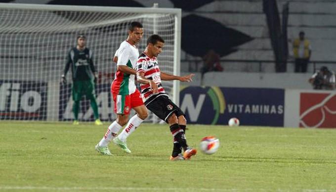 Boa Esporte e Santa Cruz se enfrentam na terça-feira pela Série B (Foto: Assessoria de Imprensa Boa Esporte)
