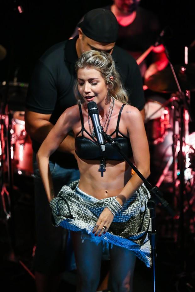 Luiza Possi (Foto: Manuela Scarpa/Brazil News)