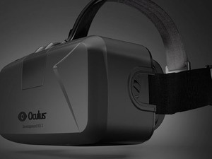 Oculus Rift foi comprado pelo Facebook (Foto: Divulgação/Oculus VR)