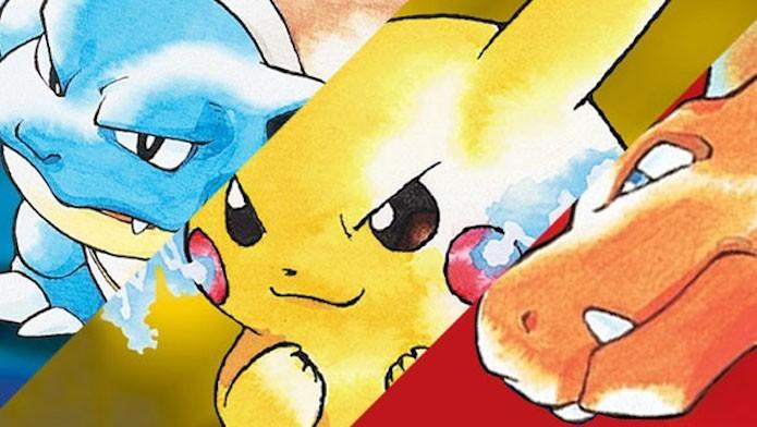 Confira dicas para mandar bem em Pokémon Red, Blue e Yellow no 3DS (Foto: Reprodução/Gematsu)
