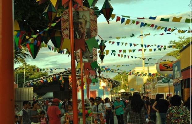 Festa Junina de São João de Caruaru - Pernambuco (Foto: Flickr Ana Paula Alves/www.flickr.com/photos/7798949318)