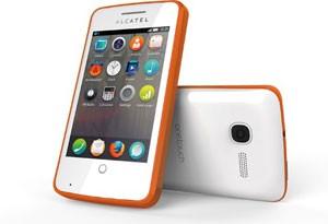 Alcatel tem smartphone som sitema Firefox OS (Foto: Divulgação/Alcatel)