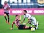 Denis falha no início, Santos faz 3 a 0 no São Paulo e chega ao terceiro lugar