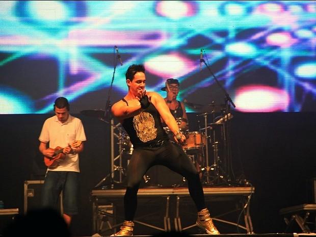 Rubinho sairá da banda Oz Bambaz para seguir carreira solo (Foto: JP Lima/Divulgação)