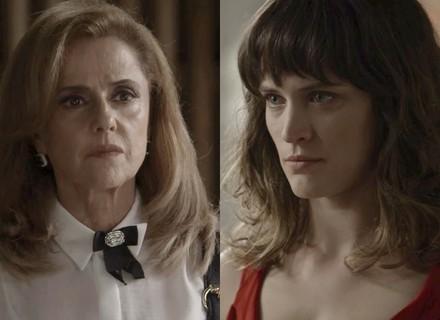 Sophia ameaça internar Clara novamente