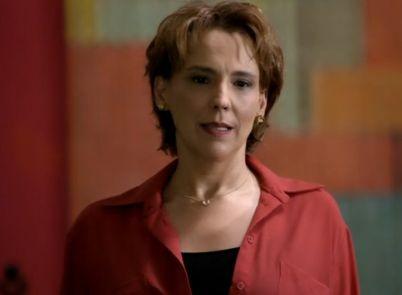 Ana Beatriz Nogueira, a Rachel de 'Salve Jorge' (Foto: Reprodução)