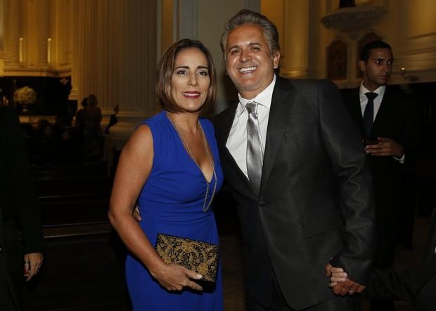 Glória Pires e Orlando Morais (Foto: Marcos Serra Lima / Ego)