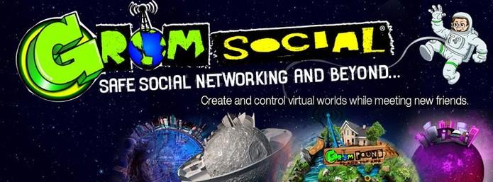 Grom Social (Foto: Reprodução/Grom Social)