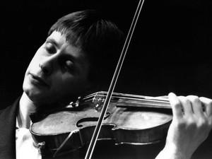 Violinista Roy Shiloah, Israel, Santa Rita do Sapucaí (Foto: Interarte / Divulgação)