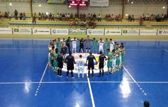 Com minuto de silêncio para a Chape, Horizonte bate Eusébio na Copa TVM