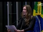 Impeachment no Senado: discurso final de Vanessa Grazziotin (PCdoB-AM)
