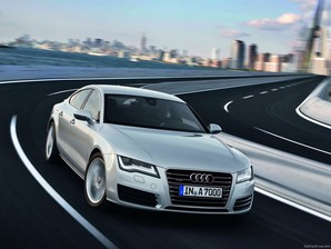 Papel de parede: Audi A7 Sportback