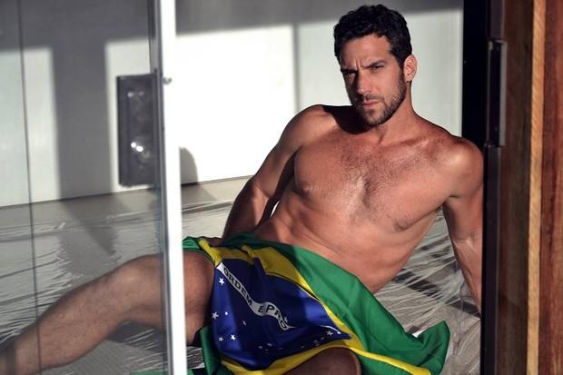 Carlos Bonow (Foto: Sérgio Santoin / MF Models Assessoria )