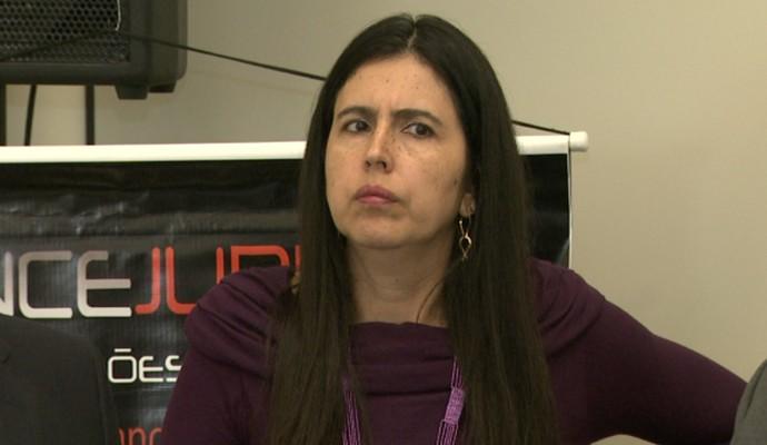 Ana Claudia Torres Vianna juíza do trabalho de Campinas (Foto: Carlos Velardi / EPTV)