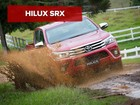 Comparativo: Toyota Hilux SRX x Ford Ranger Limited 2017