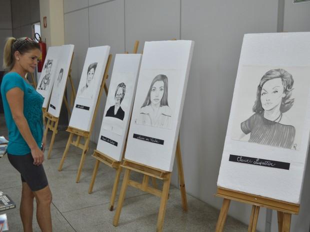 """Exposição """"A Força da Mulher"""" tem entrada gratuita em Arujá (Foto: Gustavo Honorato/Prefeitura de Arujá)"""