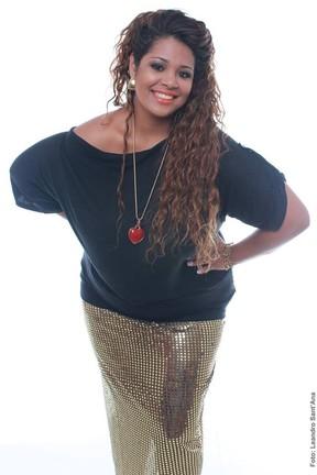 Josiane Lira, Miss Carioca Plus Size 2013 (Foto: Divulgação)
