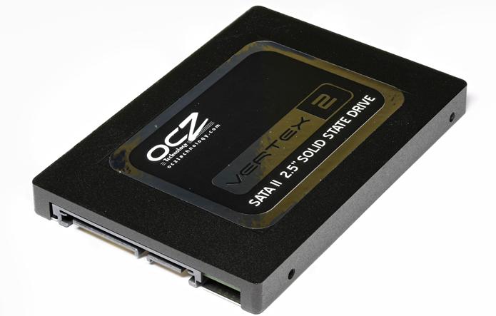 SSDs de 2,5 polegadas e conexão SATA, com o OCZ da foto, ainda são bem comuns (Foto: Divulgação/OCZ) (Foto: SSDs de 2,5 polegadas e conexão SATA, com o OCZ da foto, ainda são bem comuns (Foto: Divulgação/OCZ))