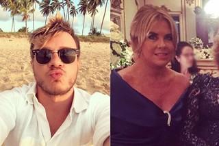 Thiago Fortes e Ju de Paulla  (Foto: Instagram / reprodução )