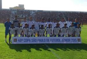 Araguaína se despede da Copa São Paulo (Foto: Divulgação)