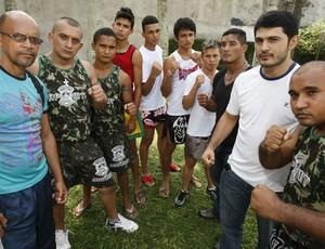 Muay Thai Paraense (Foto: Marcelo Seabra / O Liberal)