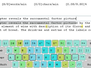digitação prática