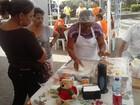 1ª Feira da Criatividade leva artesanato e culinária ao Centro de Caruaru, PE