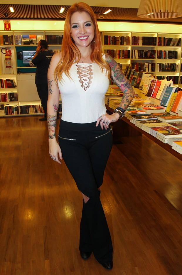 Clara Aguilar (Foto: Manuela Scarpa/Brazil News)