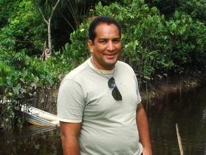 Coordenador da 'Barca das Letras', Jonas Banhos (Foto: Jonas Banho/Arquivo Pessoal)