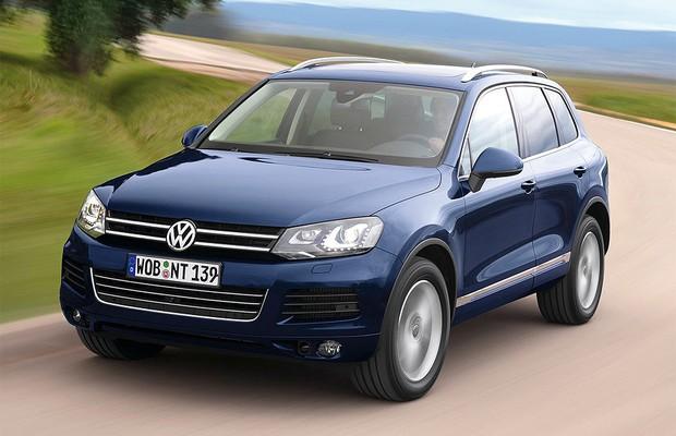 Volkswagen Touareg (Foto: Volkswagen)