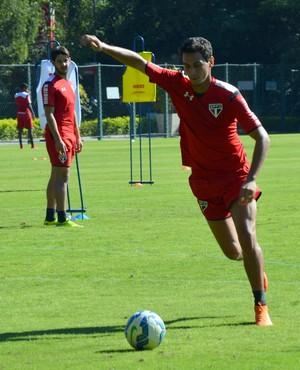 Paulo Henrique Ganso São Paulo (Foto: Site oficial do SPFC)