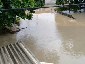 chuva em Olinda (Foto: Divulgação)
