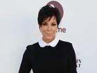 Kris Jenner parabeniza Kim Kardashian pela segunda gravidez