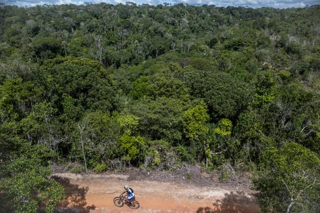 Pedal será destaque do Parque Nacional do Pau-Brasil