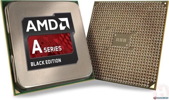 A AMD foi a primeira fabricante a incluir controladores de vídeo em seus processadores (Foto: Divulgação/AMD)