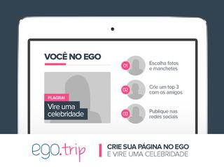 Ego trip (Foto: EGO)