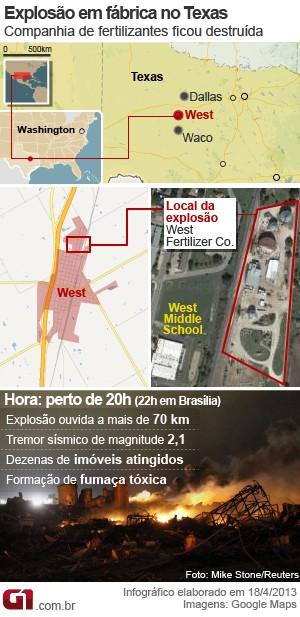 mapa explosão texas versão 4 (Foto: 1)