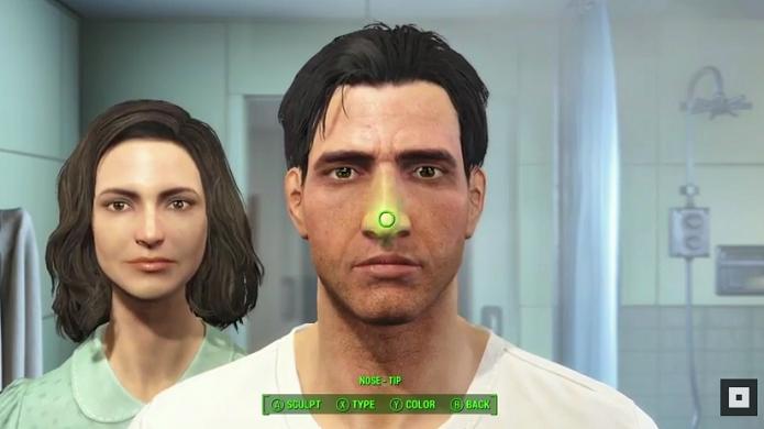 Customização é grande parte do novo Fallout (Foto: Reprodução/TechTudo)